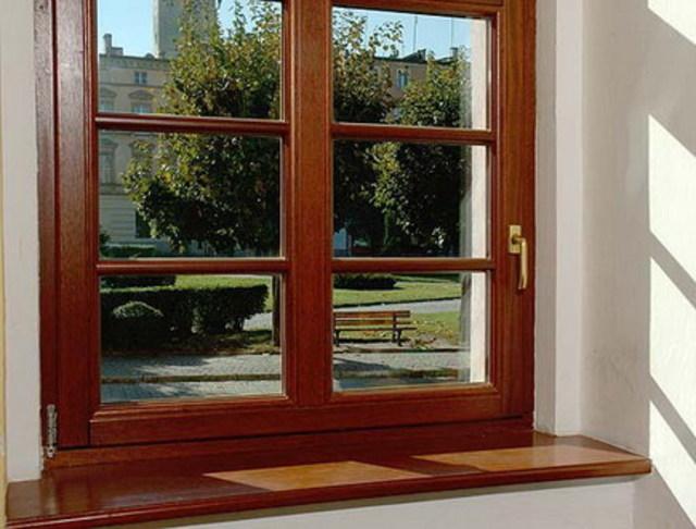 Практичность и экологичность деревянных окон